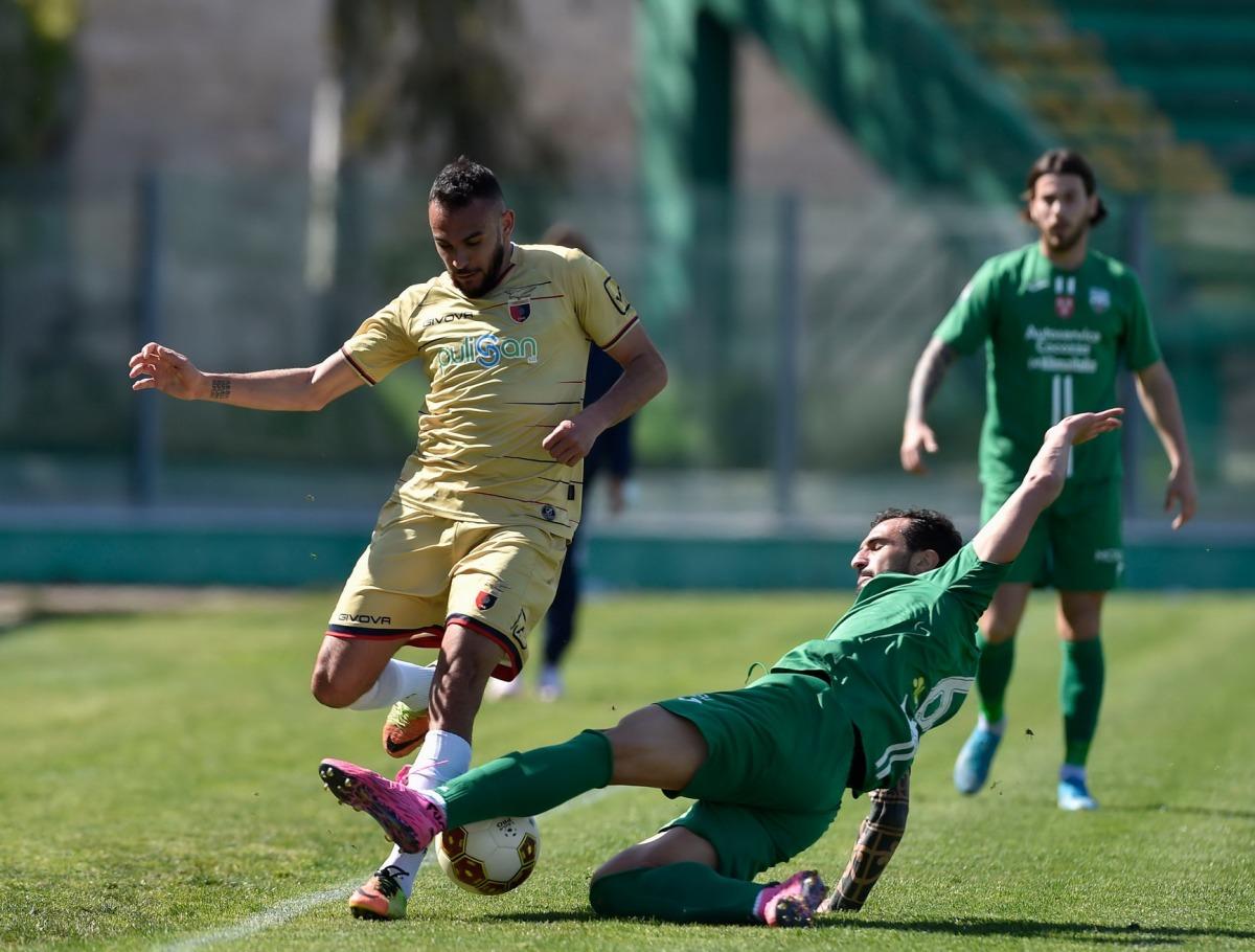 Cuppone-gol: la Casertana passa a Monopoli nelrecupero