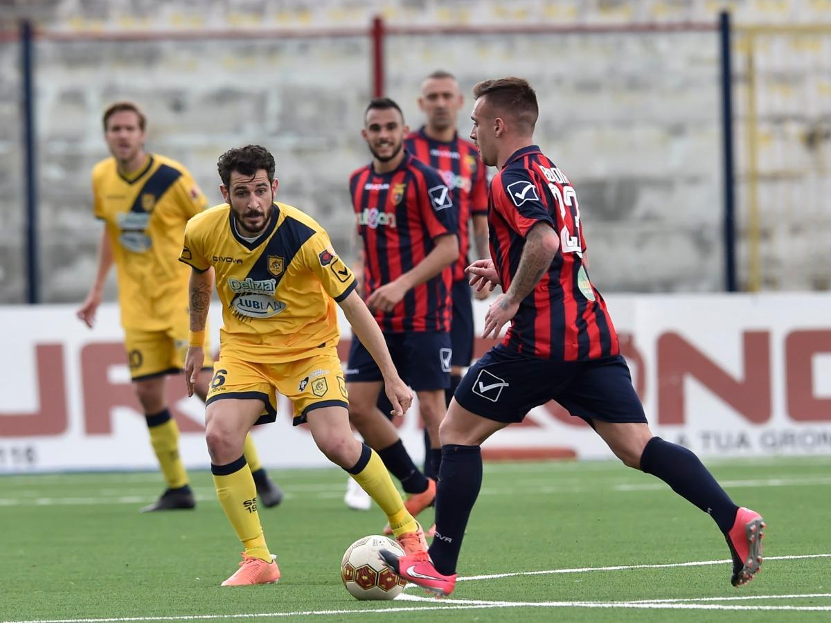Play-off: la Juve Stabia, reparto perreparto